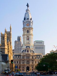 Philadelphia's City Hall (Photo by J. Smith for GPTMC)