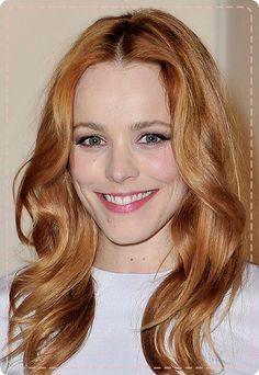 Rachel McAdams - Pretty light copper/auburn/blondish coluor