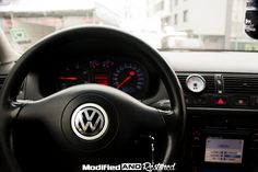 Volkswagen Golf 4 interior