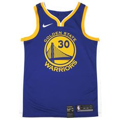 10aeca4b72d Nike Icon Swingman NBA Jersey - Golden State Warriors - Steph Curry