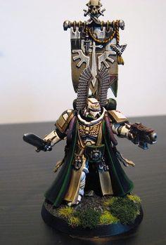 Warhammer 40k Figures, Warhammer Paint, Warhammer Models, Warhammer 40k Miniatures, Warhammer 40000, Warhammer Dark Angels, Dark Angels 40k, Warhammer Tabletop, Battle Robots