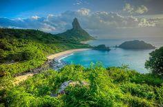 Arquipélago de Fernando de Noronha - State of Pernambuco, Brazil.