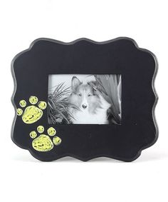 Love this Two Paws Frame on #zulily! #zulilyfinds