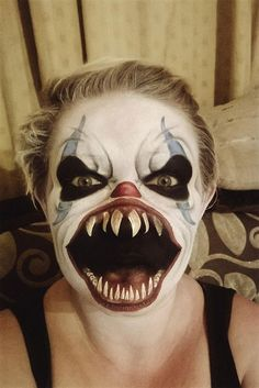 best Scariest Makeup Ideas For Halloween (25)