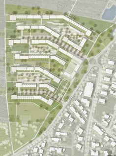 Städtebauliche Studie Etting • PALAIS MAI