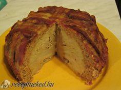Meatloaf, Bacon, Paleo, Recipes, Food, Pump, Essen, Beach Wrap, Eten
