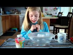 She does a great job of explaining the water cycle during her experiment! ▶ Water Cycle Experiment - YouTube