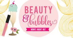I am so excited to be partnering with Velvet August and Hattie Jane's Creamery in Columbia, TN to bring you this fun Mom's Night Out. Moms' Night Out, Best Mom, Bubbles, Beauty, Beauty Illustration