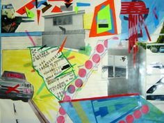 Check out 'Collage 444' by Bruce Stanfield on TurningArt