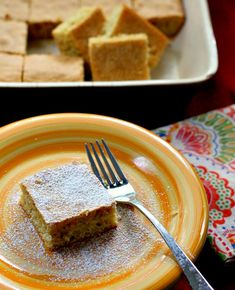 Olive Oil Cake ..healthier and delicious! #cake #dessert #healthy #kids