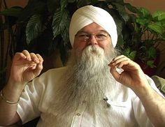 Interview with herbalist KP Khalsa!