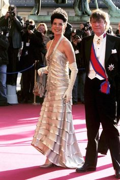 ♔R4R Photo Marathon: Double RoyalsPrincess Caroline, daughter of Rainier III of Monaco & wife of Ernst August V of Hanover