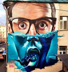by SMATES, Moscow, 11/14 (LP) #graffiti #art
