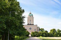 Suomenlinnan kirkko, Jarl Eklund 1927-28
