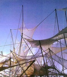 frei otoo at DuckDuckGo Frank Gehry, Amazing Architecture, Art And Architecture, Architecture Details, Parametric Architecture, Parametric Design, Santiago Calatrava, Zaha Hadid, Laura Lee