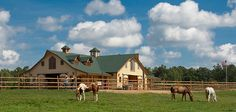 Triple-Crown-Horse-Barn   Flickr - Photo Sharing!