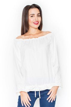 Fancy blouse perfect for summer