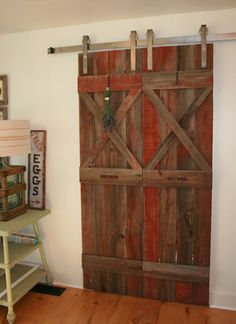 Barn Door Interior Design vintage custom sliding barn door with windows price is for one door Interior Barn Doors