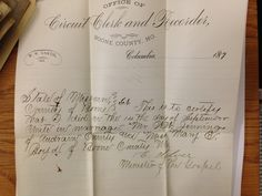How do you find marriage records in Missouri?