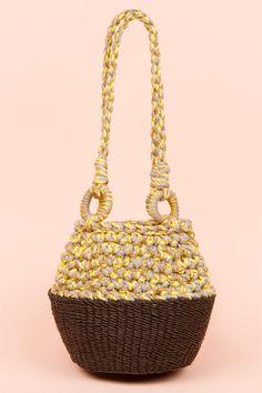 MUUN Appaloosa Bourse - Muun bags are handmade by women in Nygaria, a tiny village in Ghana