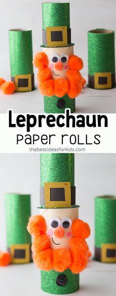 Leprechaun Craft - The Best Ideas for Kids
