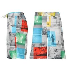 Ocean Pacific Ocean Pacific Photo Shorts Mens from www.sportsdirect.com