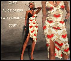 Alice Sheath Dress Group Gift by LeFreak!