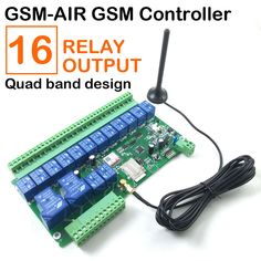 Cheap switch switch, Buy Quality switch gsm directly from China switch 16 Suppliers: Free shipping 16 Relay Gsm Controller SMS Call Remote Control Relay Switch for Gate Open Water Pump Motor Home Appliances app