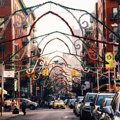 Little Italy reminds me in absolutely no way shape or form of Italy.