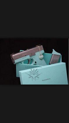 Tiffany Glock. Mini. Awesome!