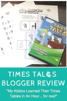 Blogger Review: Learn Multiplication Tables in an Hour with Times Tales - Educents Blog