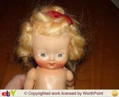 Pedigree delite starfish hands doll