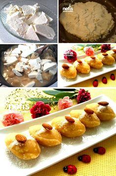 Peynirli Helva Tarifi - Mutfak Gülü - Nefis Yemek Tarifleri Pasta, Ethnic Recipes, Food, Essen, Meals, Yemek, Eten, Pasta Recipes, Pasta Dishes