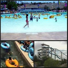 The Beach Waterpark Memories From Bein A Kid Duke City Sister Cities
