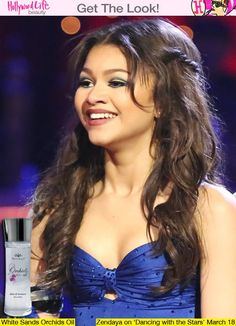 Zendaya's 'Dancing With The Stars' Hair — Soft