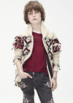 Collection Teens : Isabel Marant pour H&M !