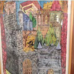 Falsograbado, medievo, ilustración