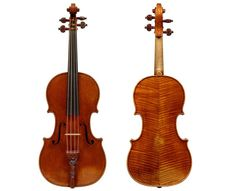 Lady Blunt - $15.9 million The Lady Blunt made by Antonio Stradivari in 1721