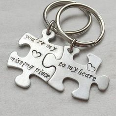 Personalized Couples Keychain, Couples key chain, anniversary gift for boyfriend, boyfriend girlfriend key ring, his her Customized keyring 2 Year Anniversary Gift, Girlfriend Anniversary Gifts, Anniversary Gifts For Couples, Birthday Gifts For Boyfriend, Boyfriend Gifts, Boyfriend Girlfriend, Personalized Couple Gifts, Personalized Bracelets, Best Gifts For Couples