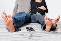 Cute Maternity Photo Idea: floor drop from Photo Prop floors and backdrops - wood floor #115