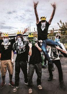 Gaztezuloren 156. alean Galder Izagirrek egindako Denveren egindako Riot Fest jaialdiko argazkiak.