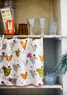 Paris and the French kitchen – GUDRUN SJÖDÉN – Webshop, mail order and boutiques | Colorful clothes and home textiles in natural materials.