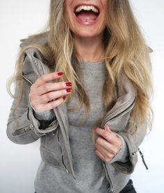 Balenciaga Leather Jacket - Ladybirds nest Lifestyle Blogger // Balenciaga skinnjakke ladybirdsnest.no