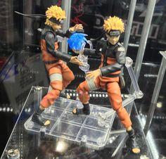 SH Figuarts Naruto Figures Do Rasengan Toy Fair 2014