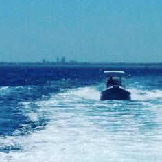 heading to #rottnestisland #ocean #sharks #fish #perth #australia #perthinthebackground #me #boat #yachtie #yachtlife by s_j_ablitt http://ift.tt/1L5GqLp