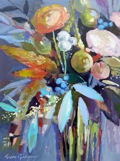 "Erin Gregory, ""Jar Joy 10"", 30x40 at Gregg Irby Fine Art in"