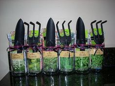 bridal shower and prizes, garden tools, garden gift, jack and jill shower favors, hosting a bridal shower, garden shower, bridal shower games, bridal shower game prizes, bridal showers