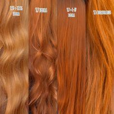 Women Hairstyles Half Up .Women Hairstyles Half Up Ginger Hair Color, Red Hair Color, Cool Hair Color, Dye My Hair, New Hair, Cheveux Oranges, Strawberry Blonde Hair, Brown Blonde Hair, Hair Looks
