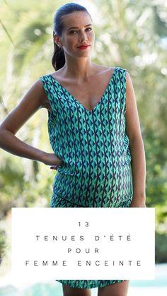 13 tenues de grossesse pour l été à prix légers af764578bb7
