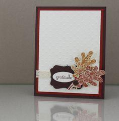 simplistic gratitude card